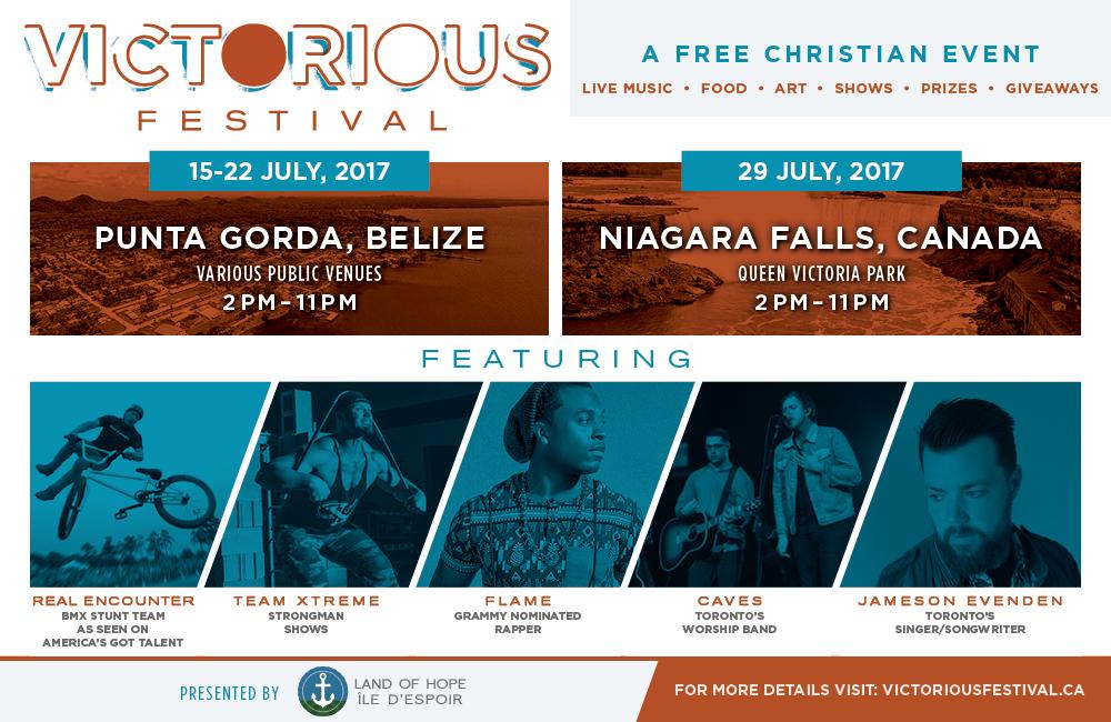 Victorious Festival Web Banner 2017